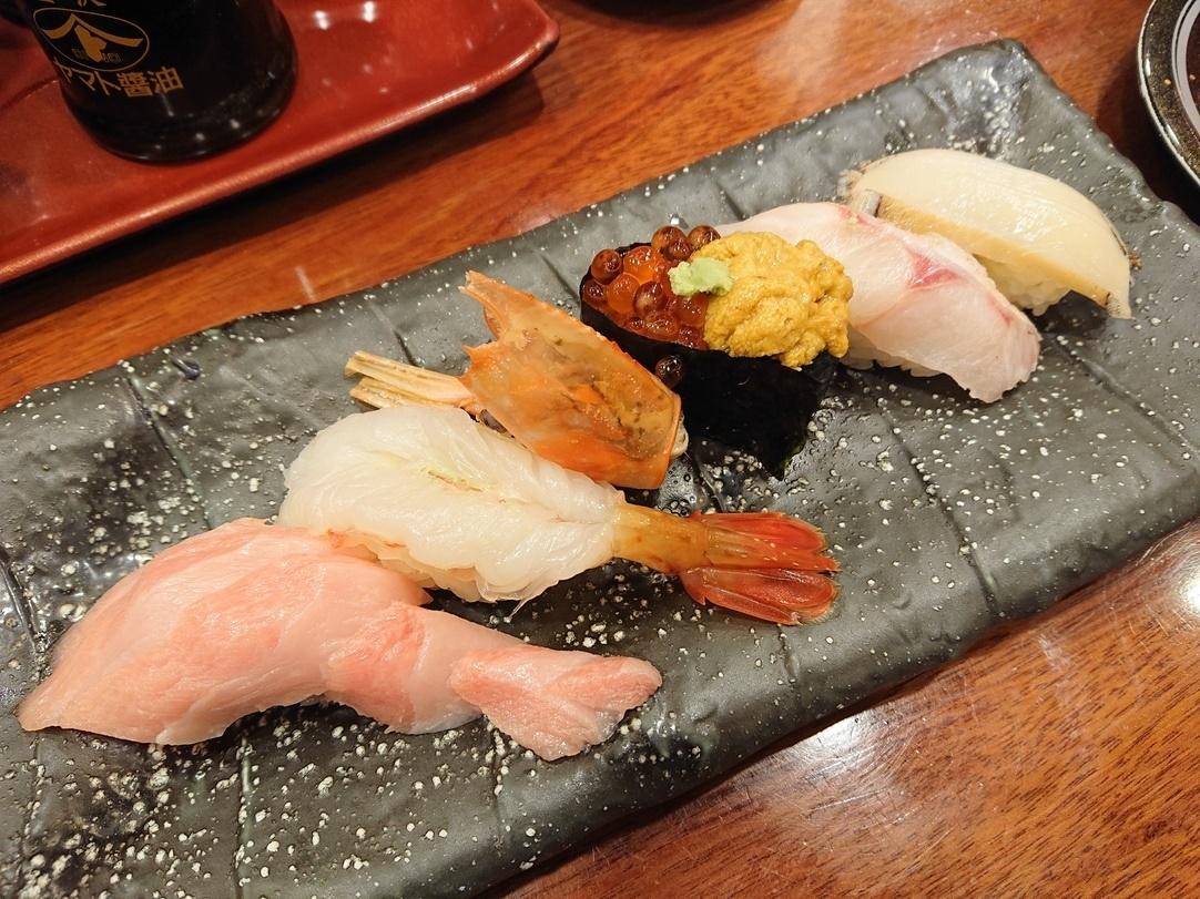 ランキング 寿司 金沢 回転